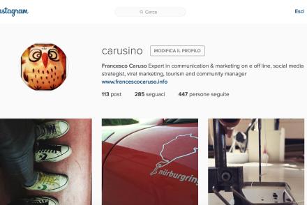 come utilizzare instagram da pc e mac