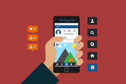 come navigare su instagram