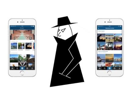 come spiare un utente su instagram