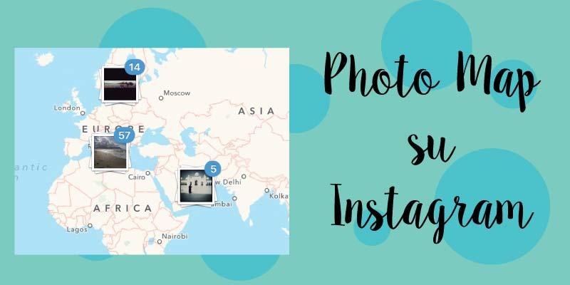 come usare Photo Map su Instagram
