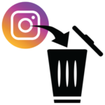 eliminare l'account Instagram definitivamente