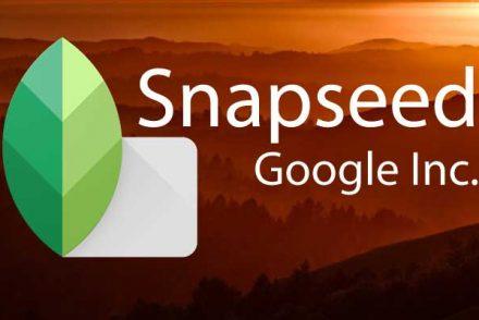 Snapseed Google Inc.