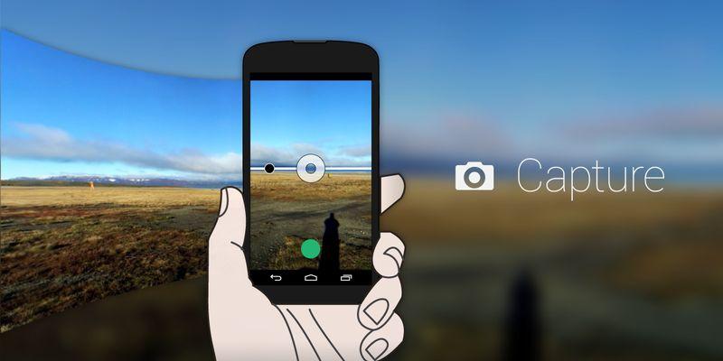 app foto panoramiche
