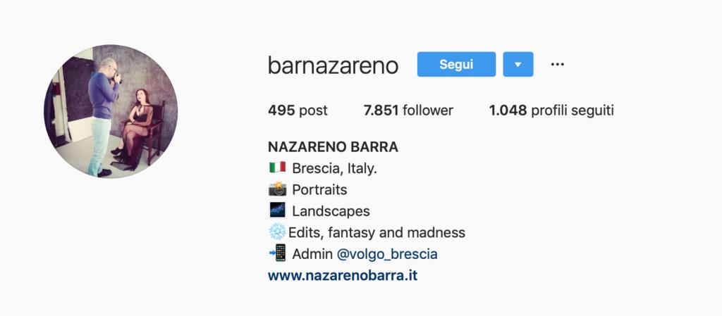 Nazareno Barra Testimonial