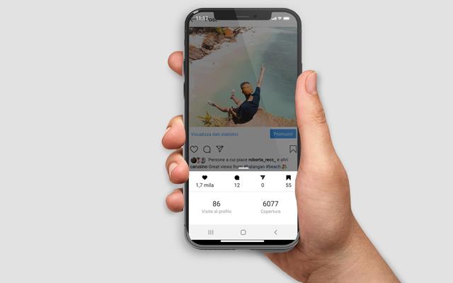 Come creare contenuti per Instagram