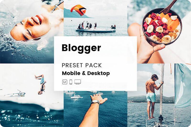 Preset Instagram Blogger