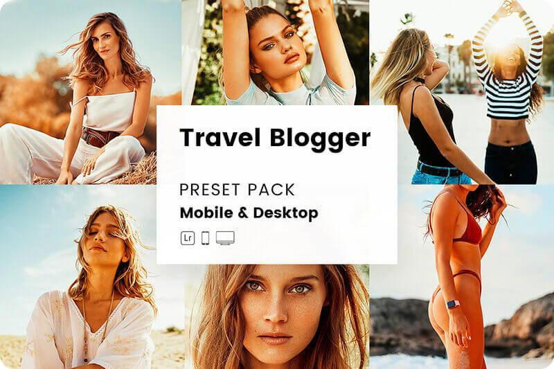 Preset Instagram Travel